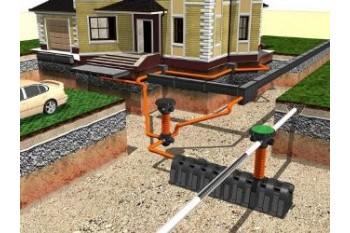 Автономная канализация своими руками - это реально