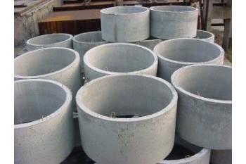 Особенности бетонных колец и их выбор