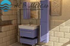Ассортимент мебели АСБ для ванной комнаты
