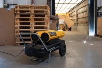 Дизельные тепловые пушки непрямого нагрева для гаража