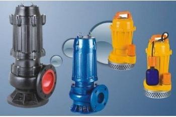 Виды фекальных насосов в системе канализации