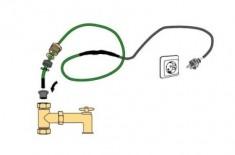 Виды греющего кабеля внутрь труб