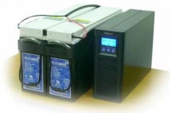 ИБП для газовых котлов с внешним и внутренним аккумулятором