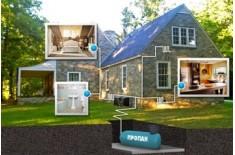 Автономное газовое отопление частного дома - цена и варианты