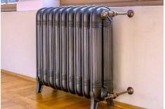 В чем плюсы чугунных батарей отопления, цена и характеристики