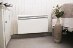 Электроконвекторы настенные - цена и потребление энергии