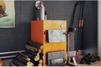 Виды твердотопливных котлов для отопления дома