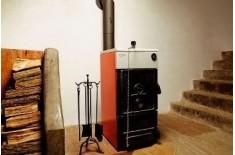 Твердотопливные котлы верхнего горения с загрузкой дров и угля