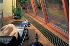 Радиаторы для монтажа в пол – рациональна ли покупка?