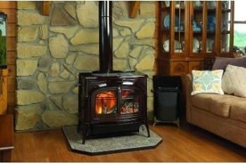 Печь-камин – отличное решение для дачного дома
