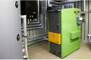 Обзор пиролизных котлов в системе отопления