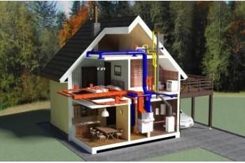 Принудительная циркуляция – лучшее решение для отопления частного дома