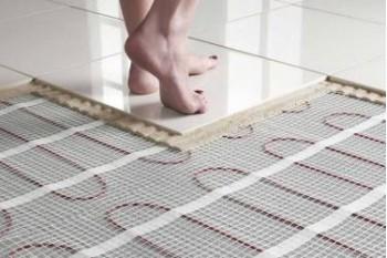 Какие  теплые полы лучше использовать под плитку - рекомендации и отзывы