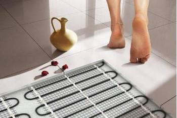 Насколько экономичен электрический теплый пол, цена за м2 покрытия