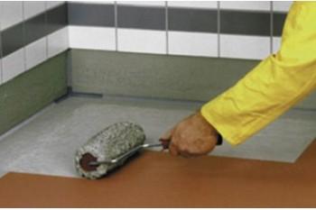 Выбор материала и порядок действий при гидроизоляции пола ванной