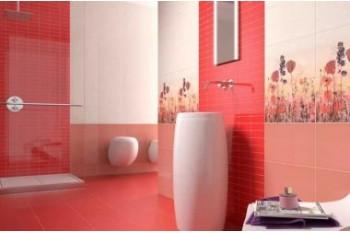 Виды плитки для ванной комнаты производства Испании