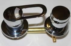 Выбор и установка смесителя для душевой кабины