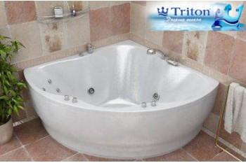 Каталог акриловых ванн бренда Triton