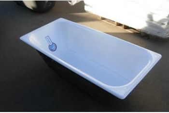 Сколько стоят чугунные ванны размером 150 на 70
