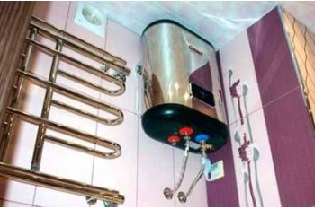 Варианты и схемы подключения водонагревателя