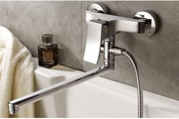 Выбираем смеситель в ванную комнату правильно