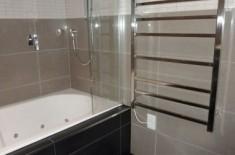 Самостоятельный монтаж водяной и электро сушилки для полотенец