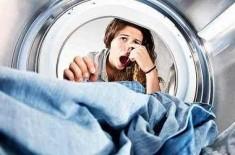 Причины плохого запаха в машинке автомат и способы его устранения