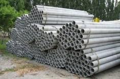 Напорные и безнапорные виды асбоцементных труб