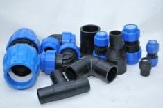 Стоимость и виды соединения полиэтиленовых труб фитингами
