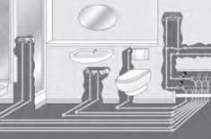 Варианты труб для квартирного водопровода