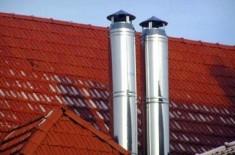 Сендвичная труба – современный материал для дымоходов