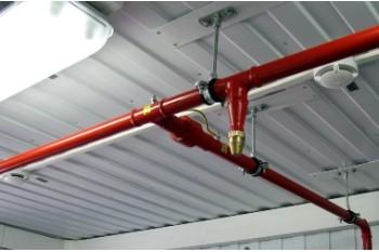 Можно ли соединять трубы автоматического пожаротушения муфтами