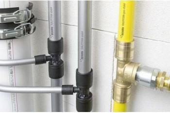 Характеристики труб и фитингов из сшитого ПЭ