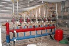 Как выбрать трубы для системы отопления дома: материалы и диаметр