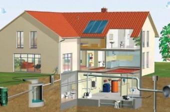Подачи воды с наличием гидроаккумулятора – эффективно и просто