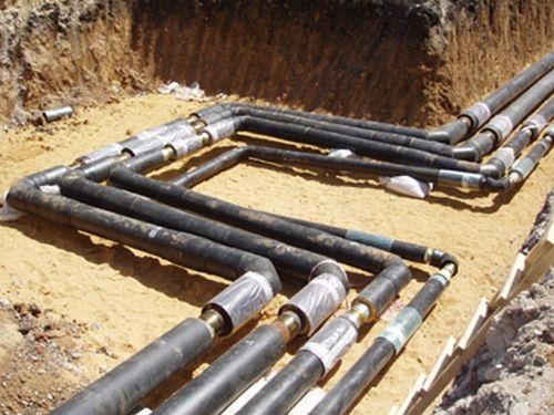 термическая обработка трубопровода
