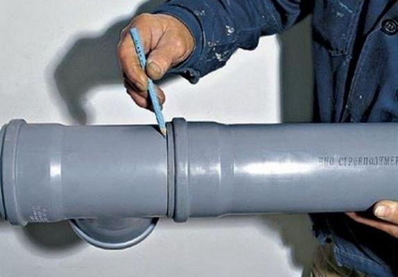 герметизация труб для канализации