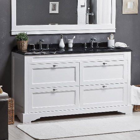классический черно белый цвет мебели