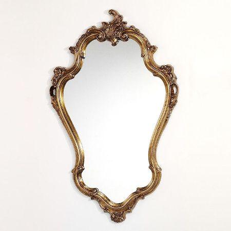 итальянские зеркала в багетах каприго