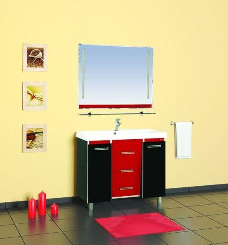 мебель со стеклянными вставками