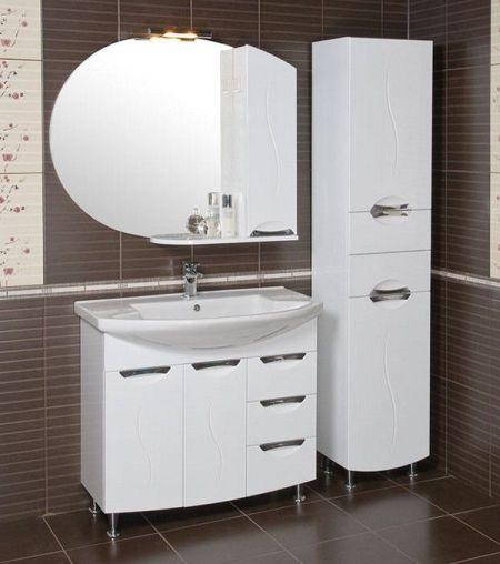 конструкция мойдодыра для ванной