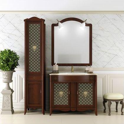 коллекция мебели для ванной комнаты виктория