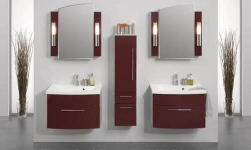 материалы производства шкафчиков с зеркалами