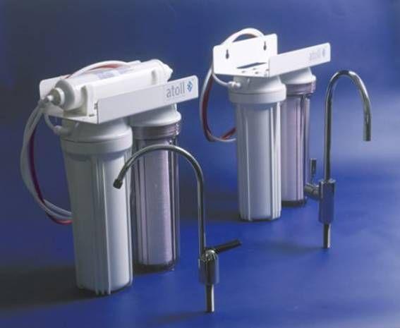 система обратного осмоса очистки воды