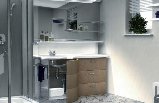 сололифт под мойкой на кухне