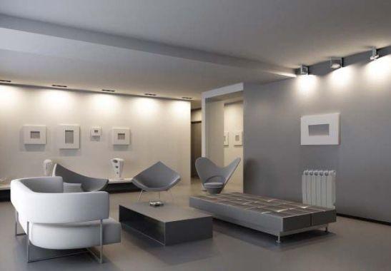 батареи отопления из леруа мерлен в дизайне квартиры студии