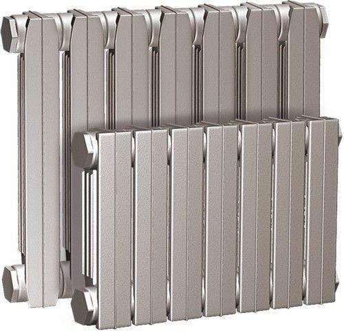 чугунная батарея для отопления дома