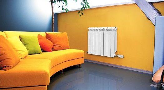 миниатюрные биметаллические радиаторы