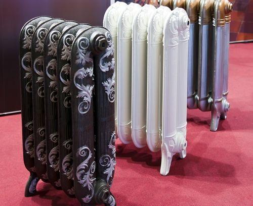 дизайн чугунных радиаторов отопления