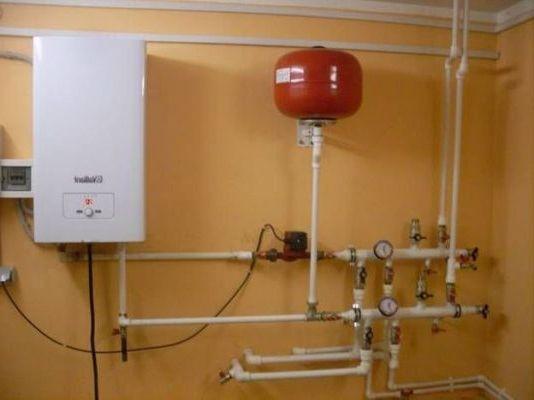 разводка электрического отопления
